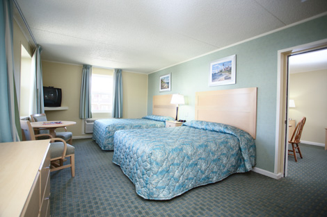 Cape May one bedroom apartment